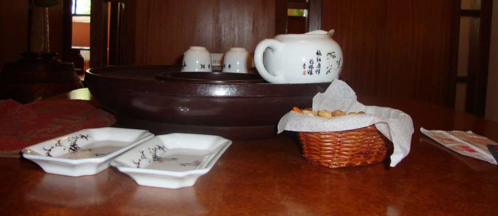 Tea For Two At Tea Chapter
