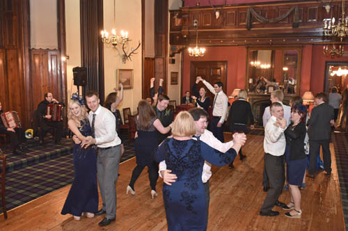 An Amateur Ceilidh