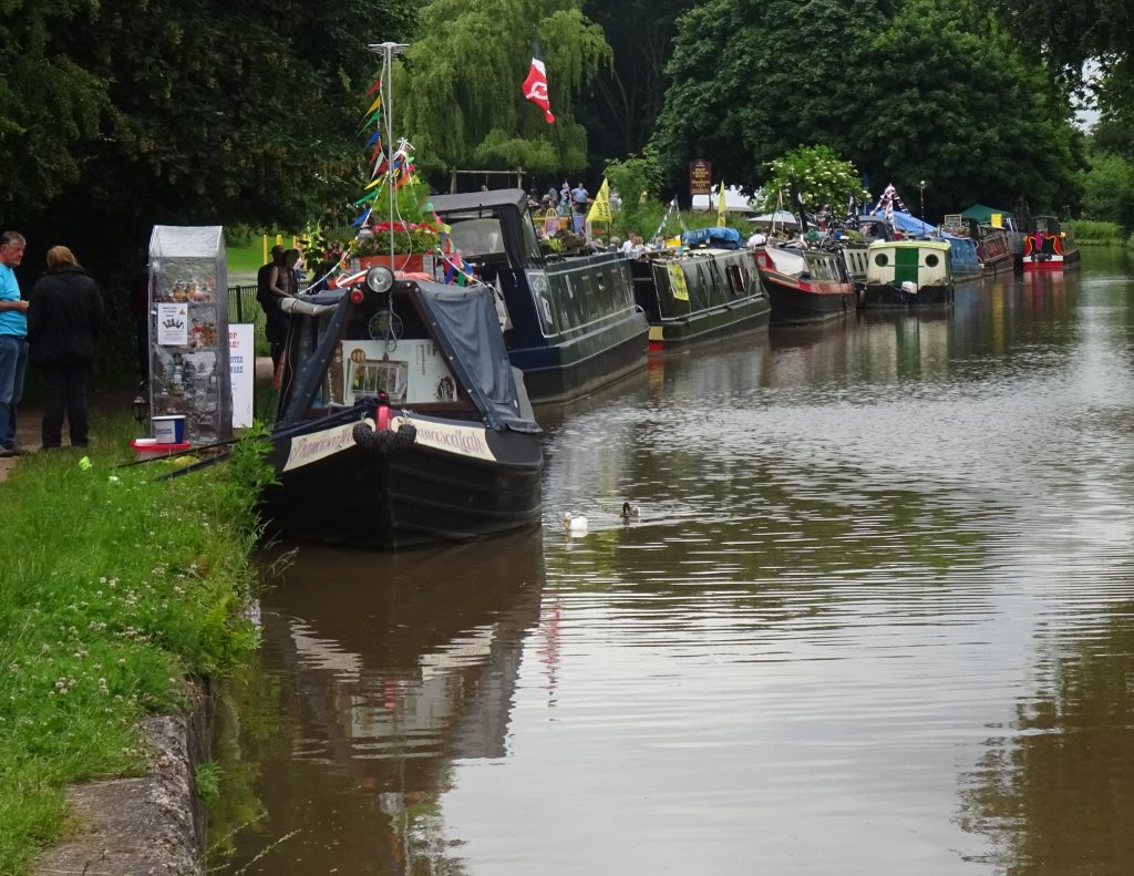 Floating Stalls Middlewich FAB