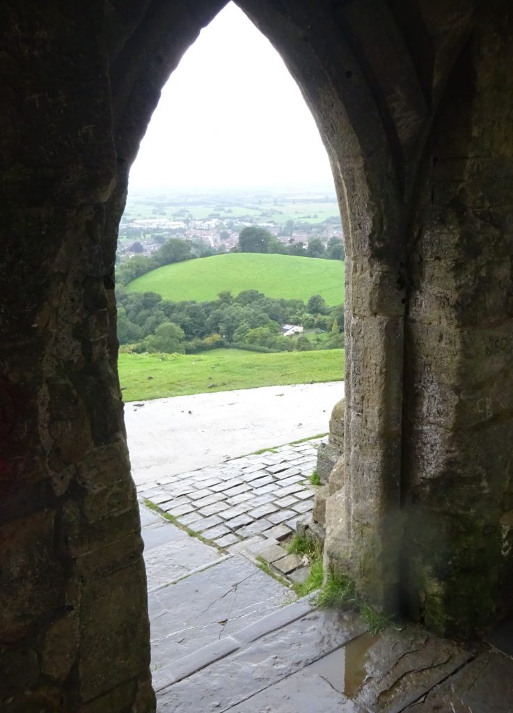 Inside St. Michael's Tower