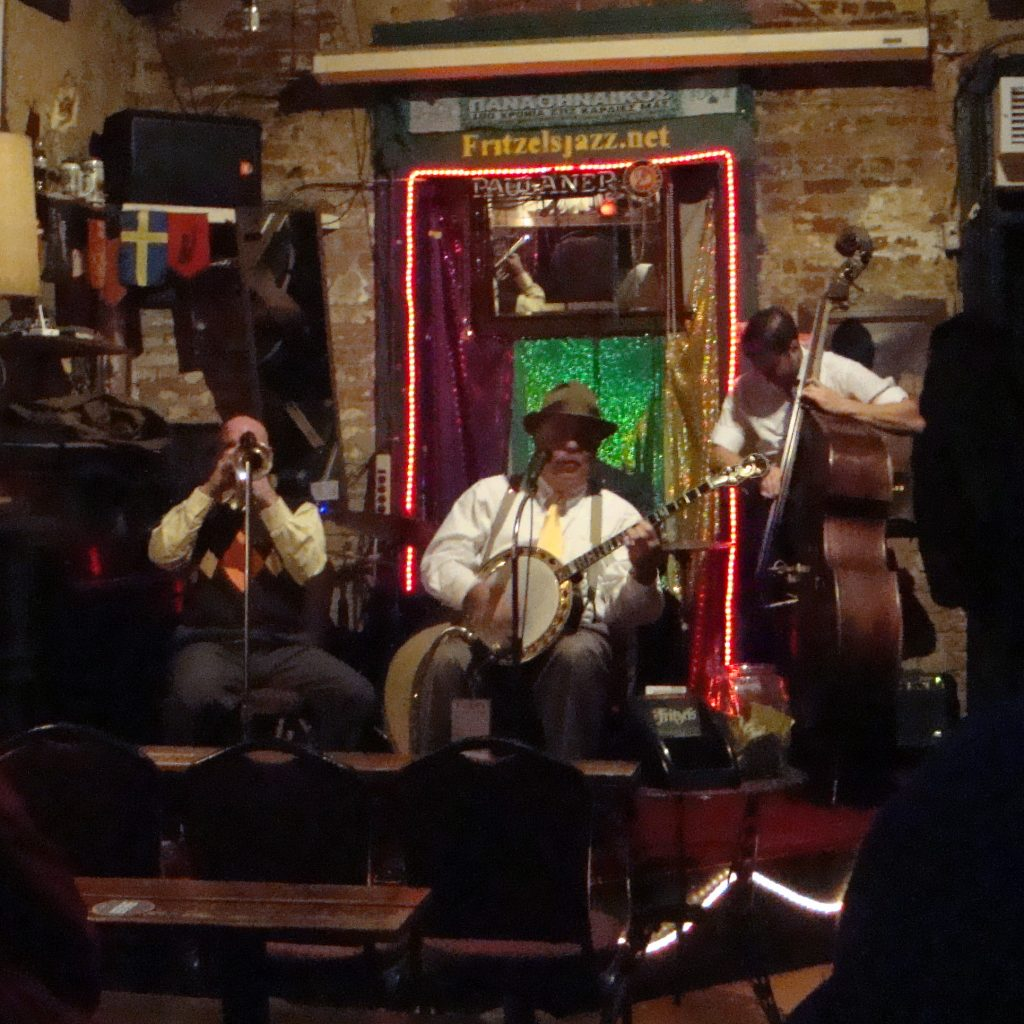 Jazz On Bourbon Street