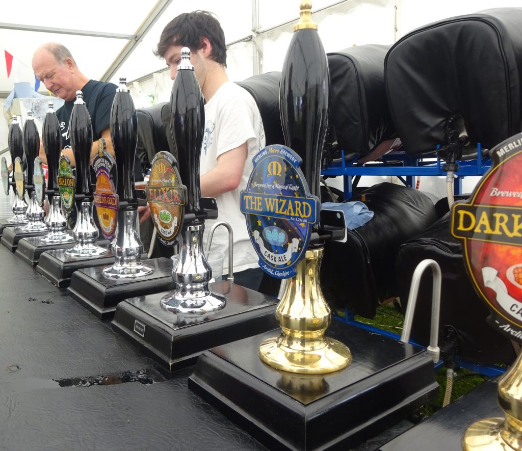 Merlin Beers At FAB 2016