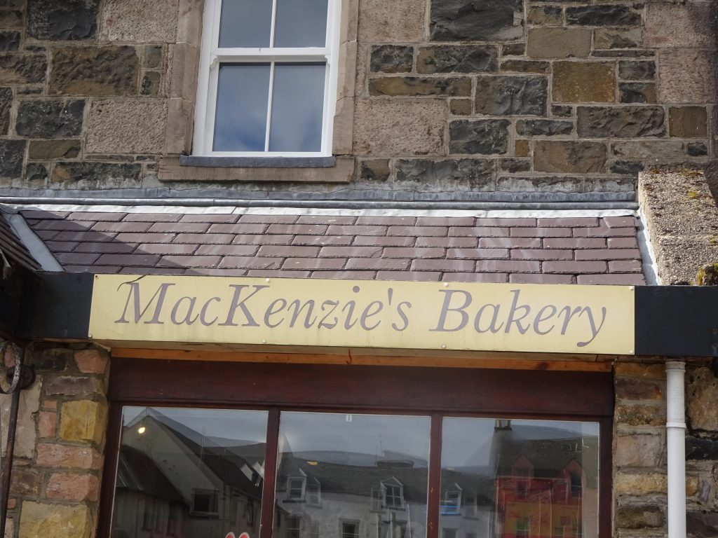 Best Bakery In Scotland, Portree