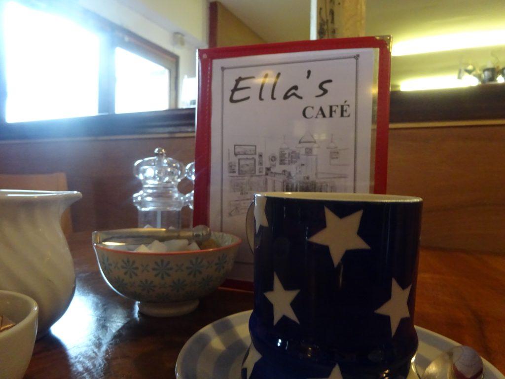 Ella's Cafe, Uig