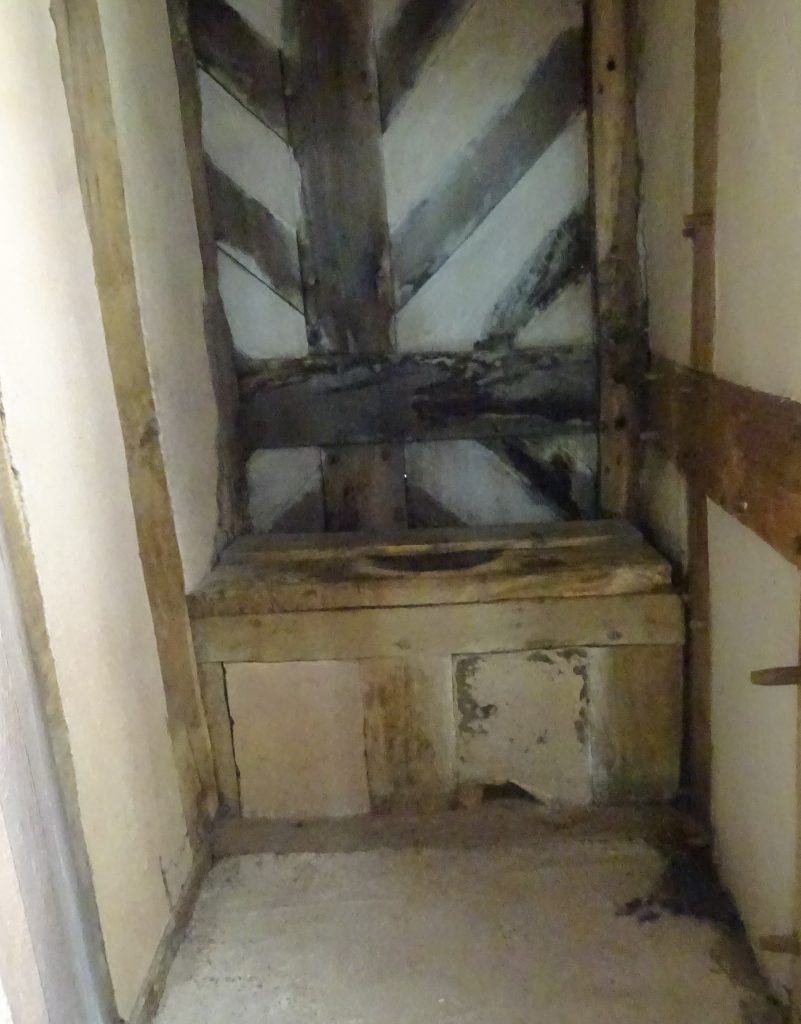 Garderobe At Little Morton Hall