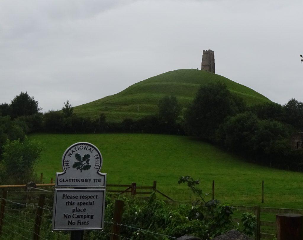 Glastonbury Tor National Trust