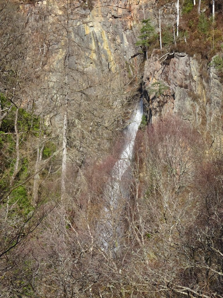 Grey Mare's Waterfall