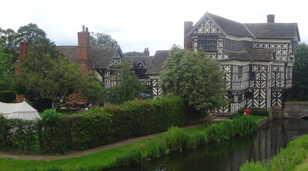 Little Moreton Hall And Gardens