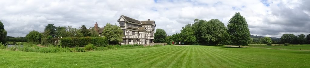 Little Moreton Hall Panoramic