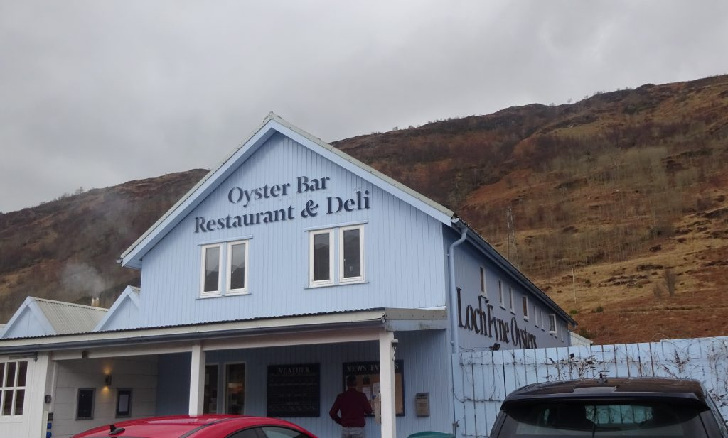 Loch Fyne Oyster Bar, Restaurant And Deli