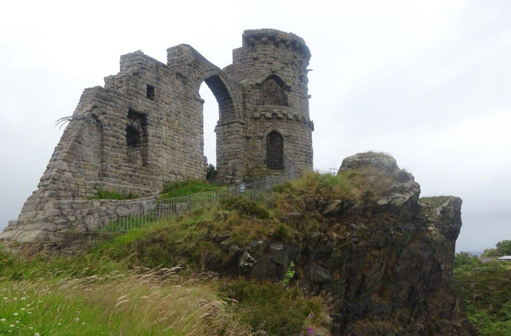 Mow Cop Castle Ruins