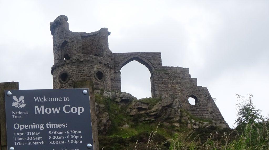 Mow Cop Castle