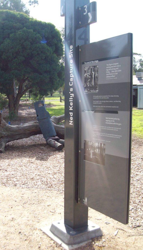 Ned Kelly Capture Site Glenrowan
