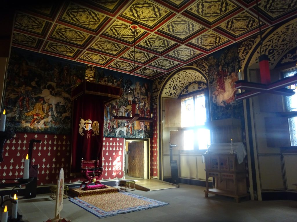 Queen's Rooms, Stirling Castle