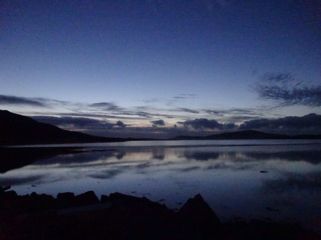 Sunset Harris West Coast