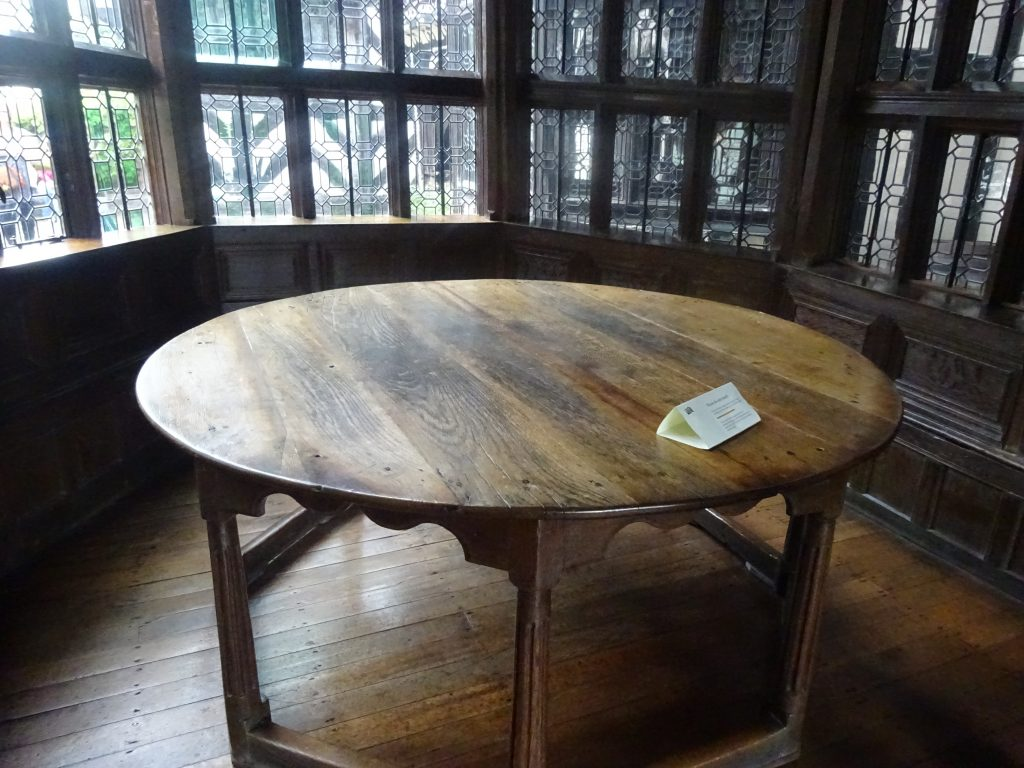 Table In The Great Parlour