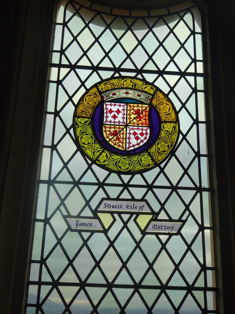 What Does The Line Through The Crest Mean? Stirling Castle