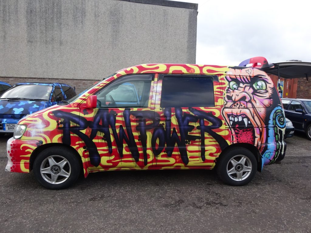 Wicked Van