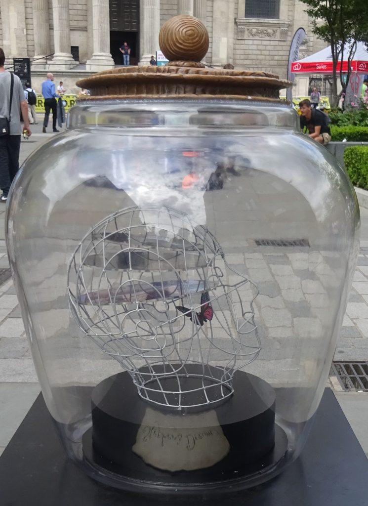 'I Dream Of The Universe' Dream Jar
