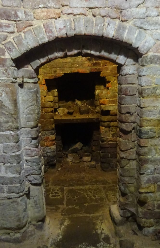 Kiln At Nether Alderley Mill
