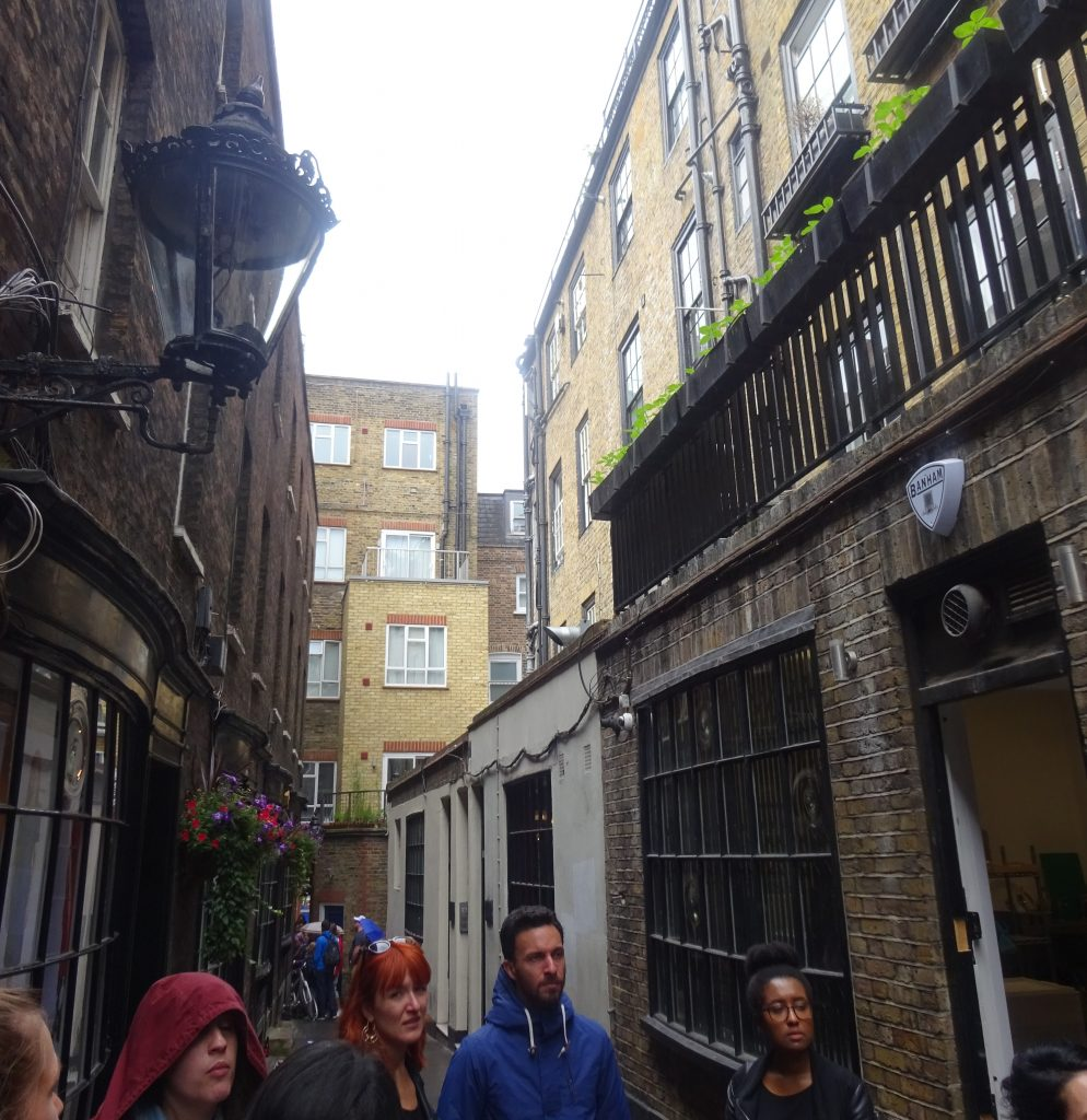 Knockton Alley