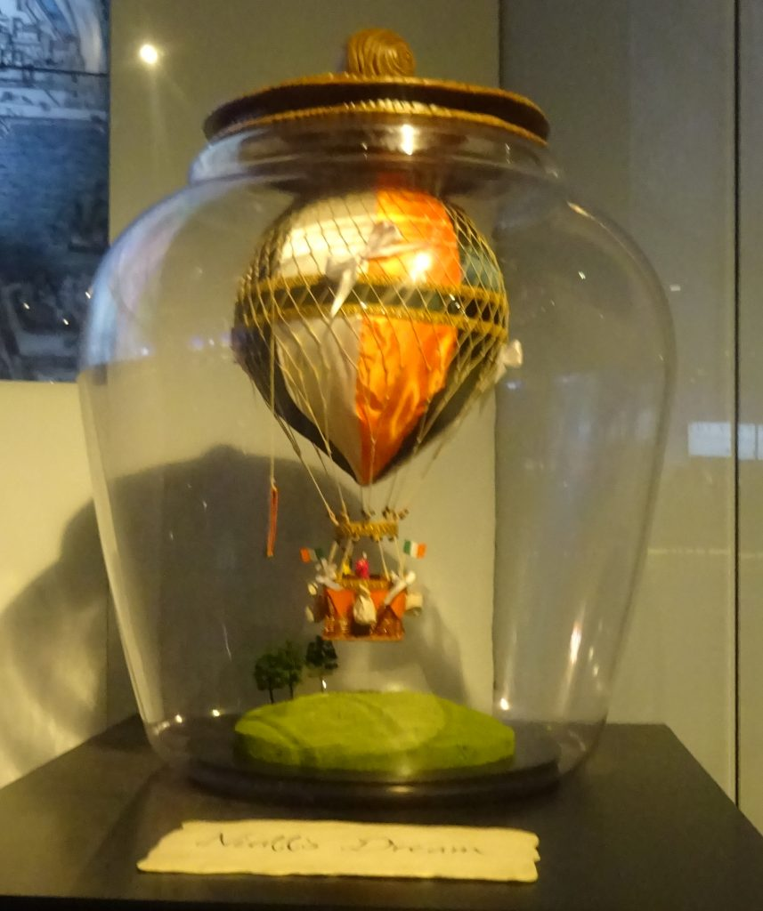 'Up, Up And Away' Dream Jar