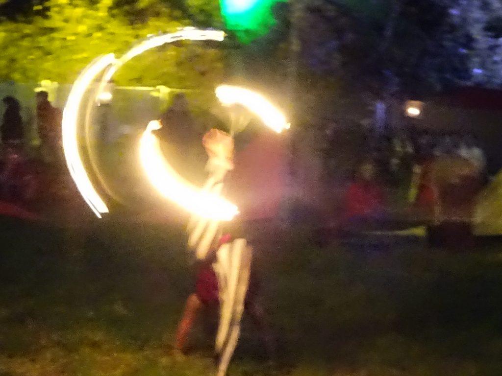 Fire Spinner 2016