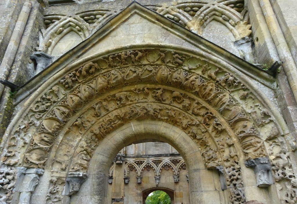 Ladys Cathedral - Glastonbury Abbey