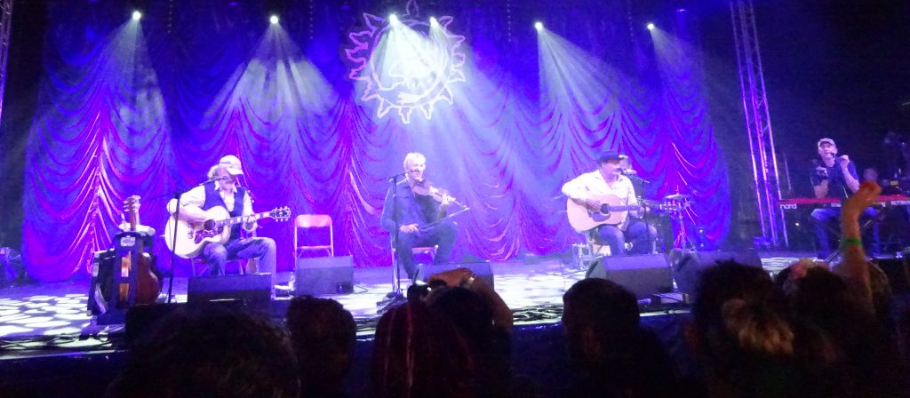 Levellers Acoustic 2015