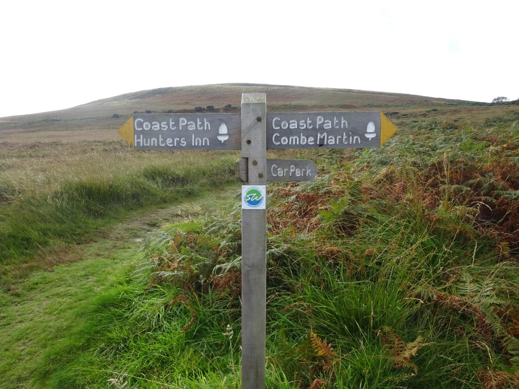 The Southwest Coastal Path