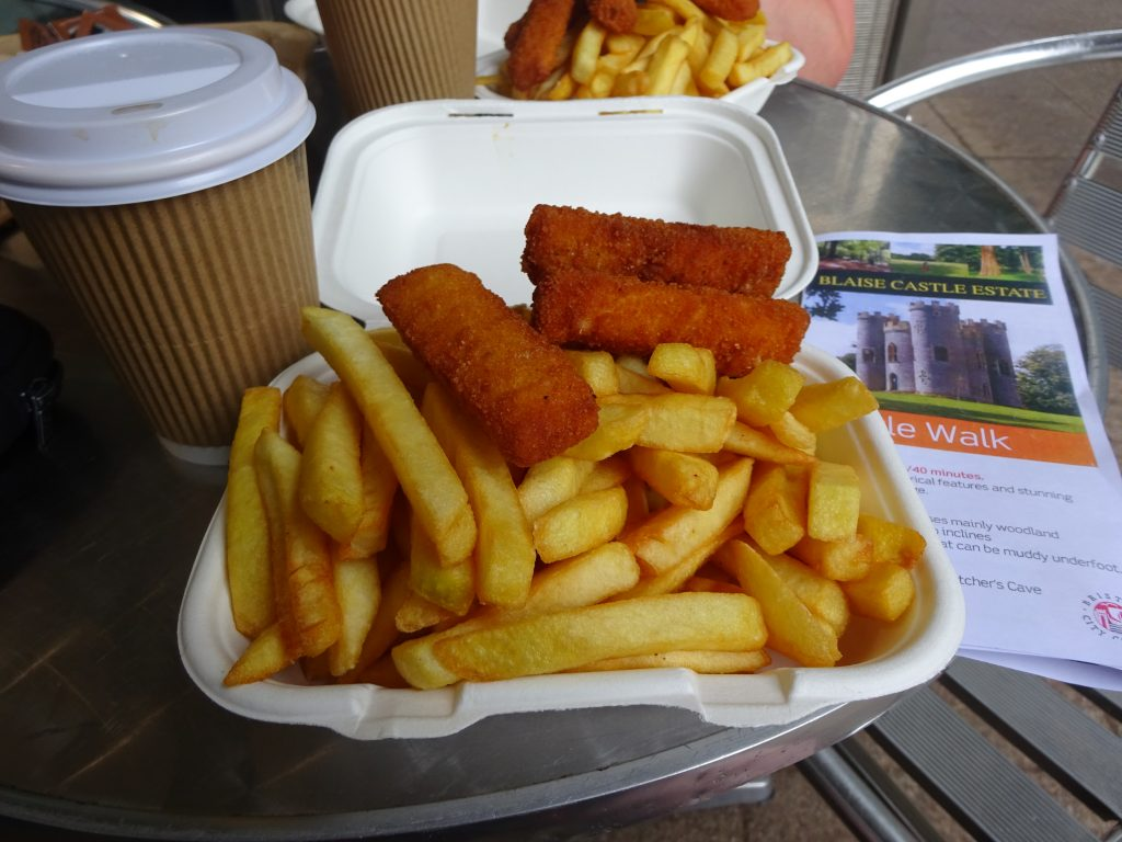 Fishfingers And Chips