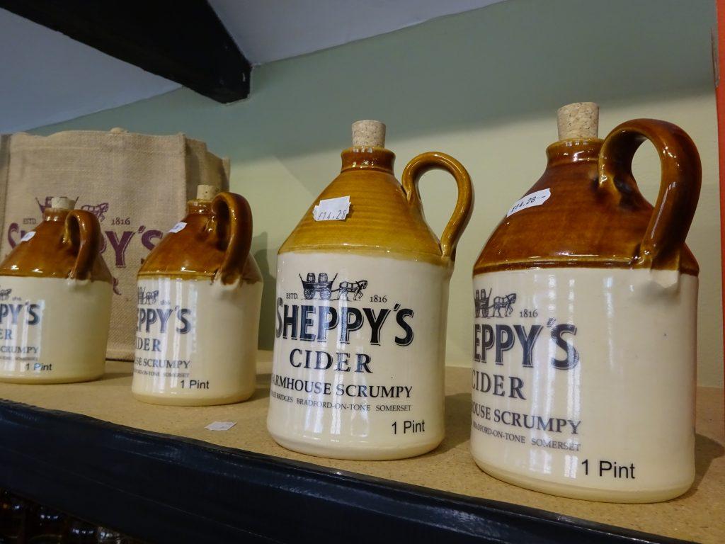 Sheppys Cider