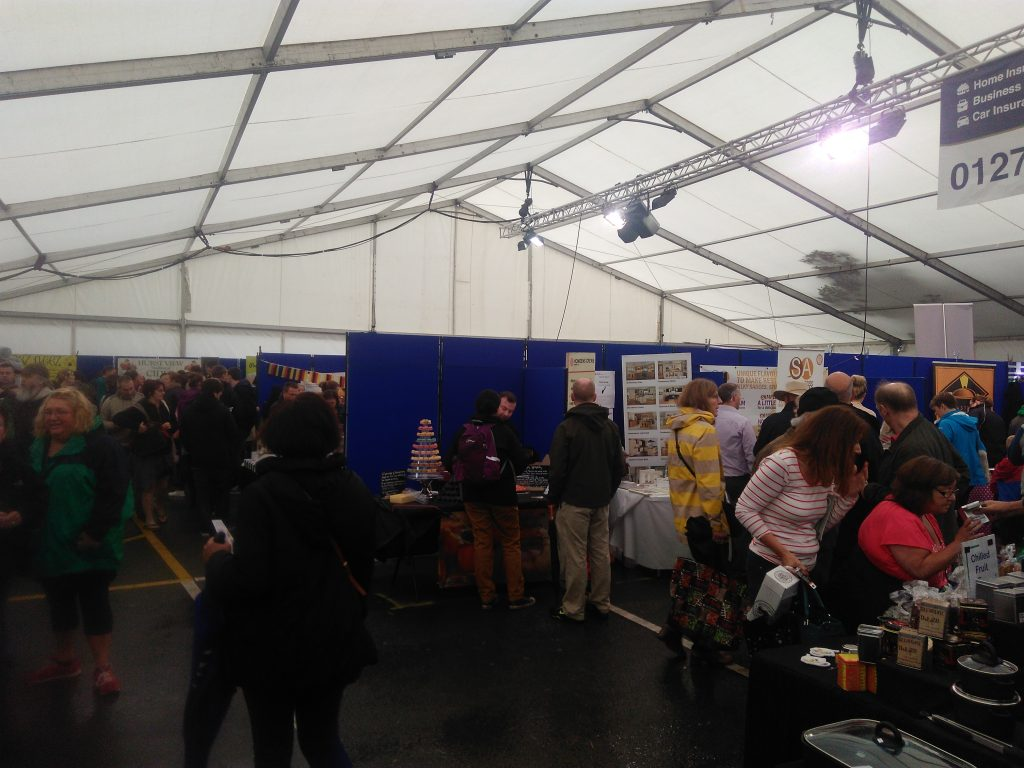 The Nantwich Food And Drink Festival