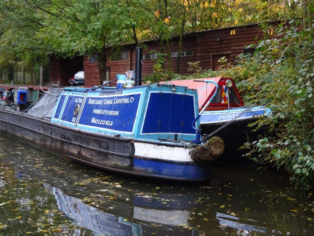 diesel-barge