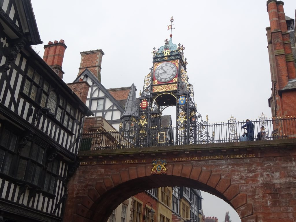 East Gate And Clock Tower