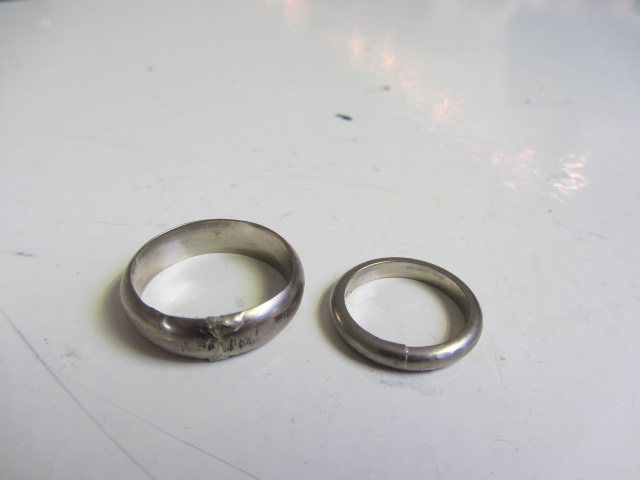 Looking More Like Wedding Rings