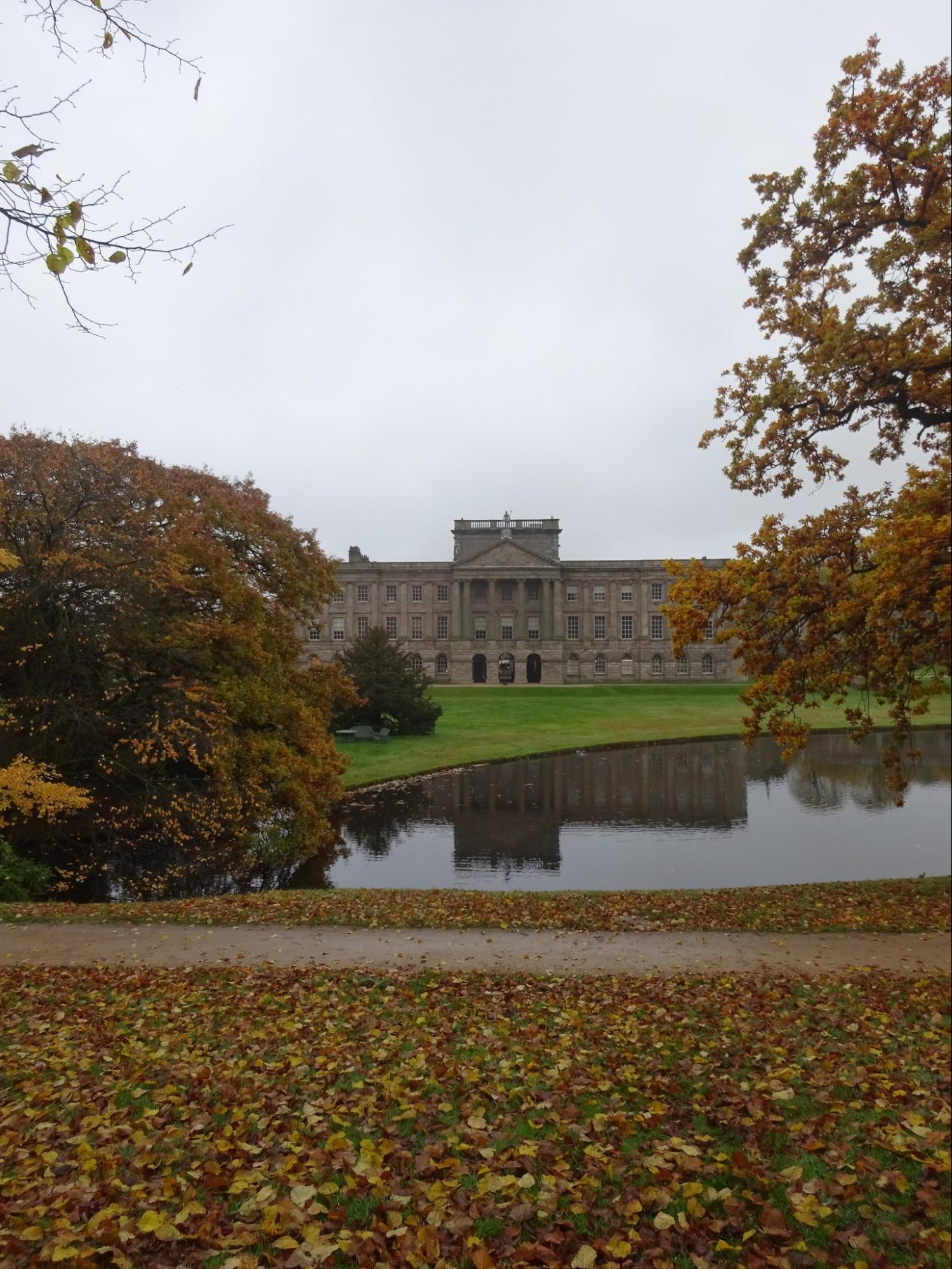 Lyme Park Viewpoint