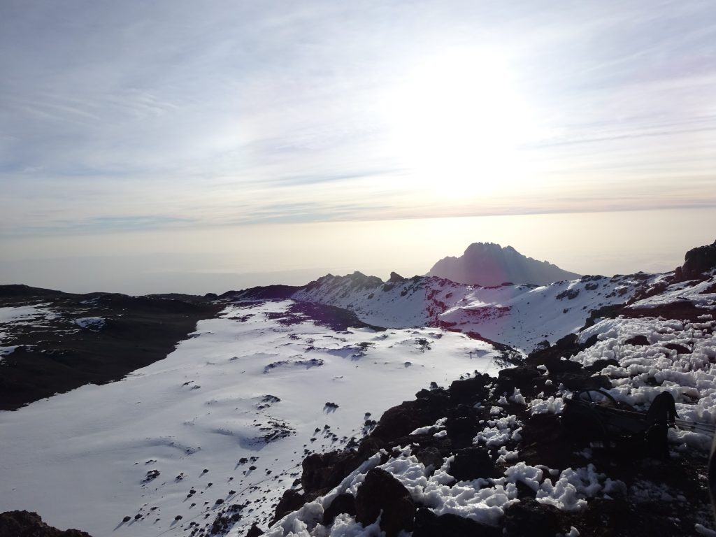 The View From Uhuru Peak