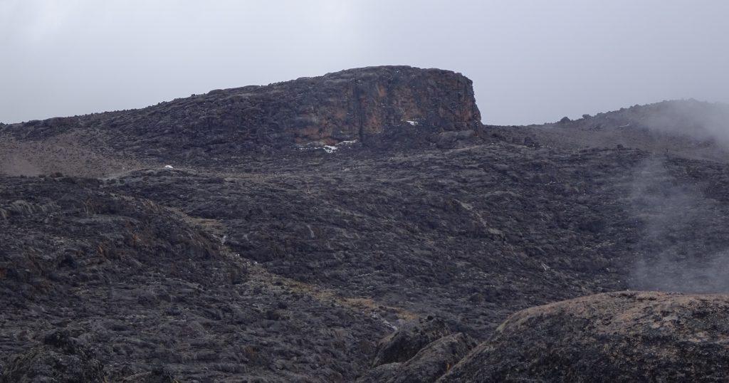 The Volcanic Landscape