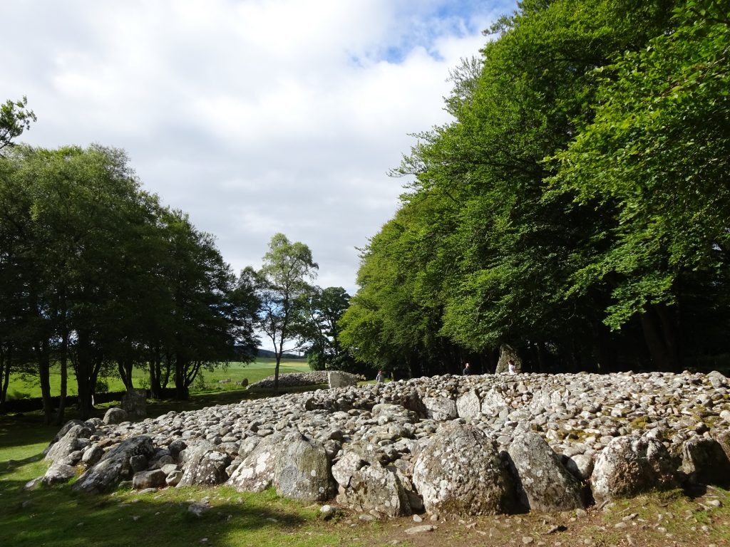Burial Cairn