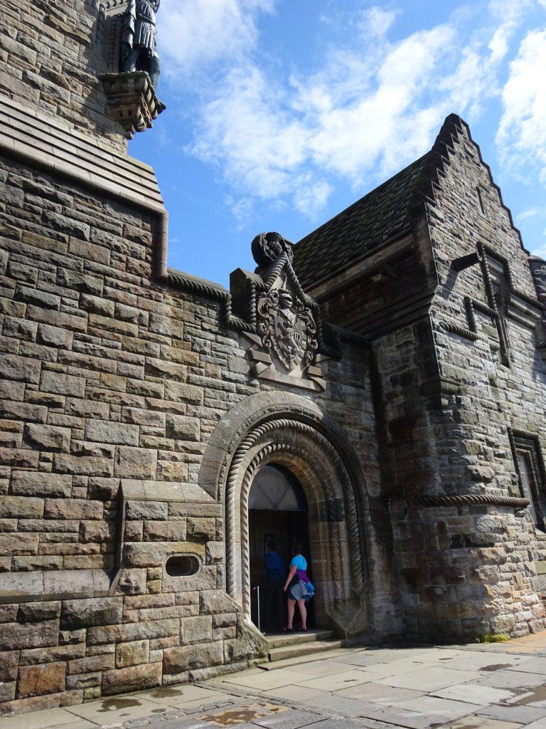 Doune Castle Gatehouse