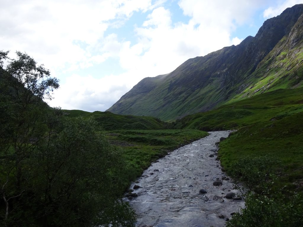 Valley At Glencoe