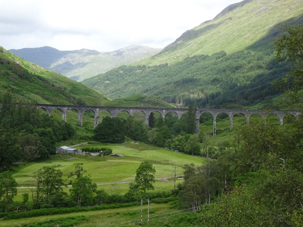 The Harry Potter Bridge