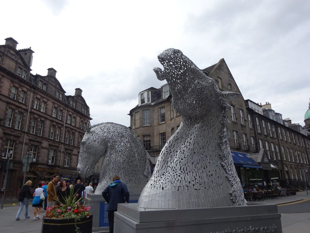 Miniature Kelpies