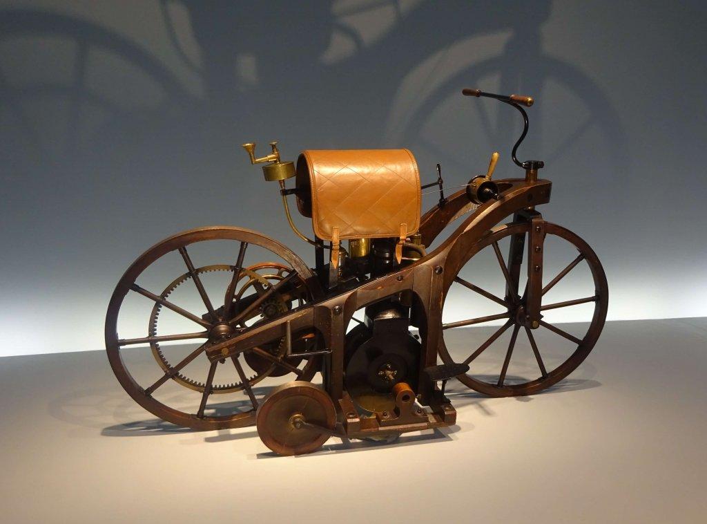 The Original Motorbike