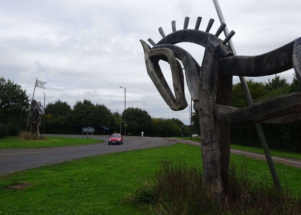 Arrivall Sculpture