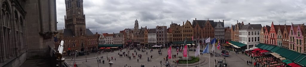 View Of Markt Square
