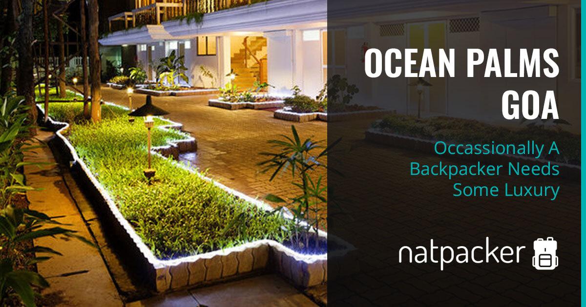 Ocean Palms Goa