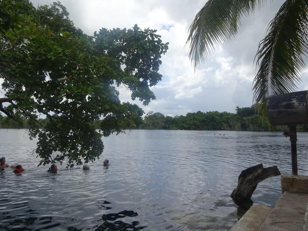 Blue Cenote