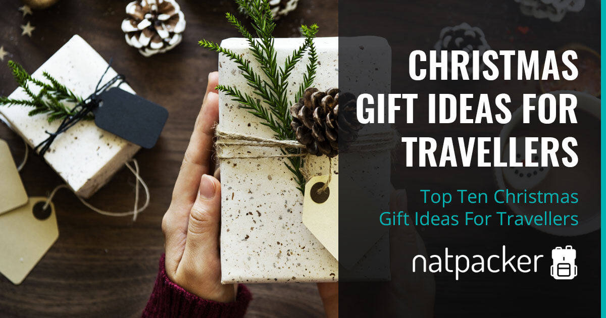 Top Ten Christmas Gift Ideas For Travellers